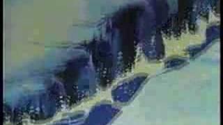 Space Warriors Baldios Polar Disaster Scene