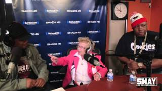 E-40 Gets Sex Advice from 87-Year Old Dr. Ruth on Sway in the Morning | Sway's Universe