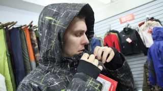 видео Туристические мужские куртки