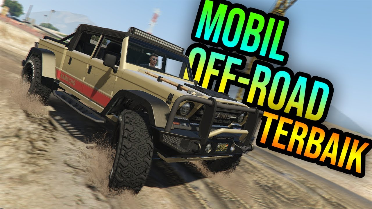 Mobil Offroad 4x4 Extreme Gta 5 Gta 5 Indonesia Canis Kamacho Youtube
