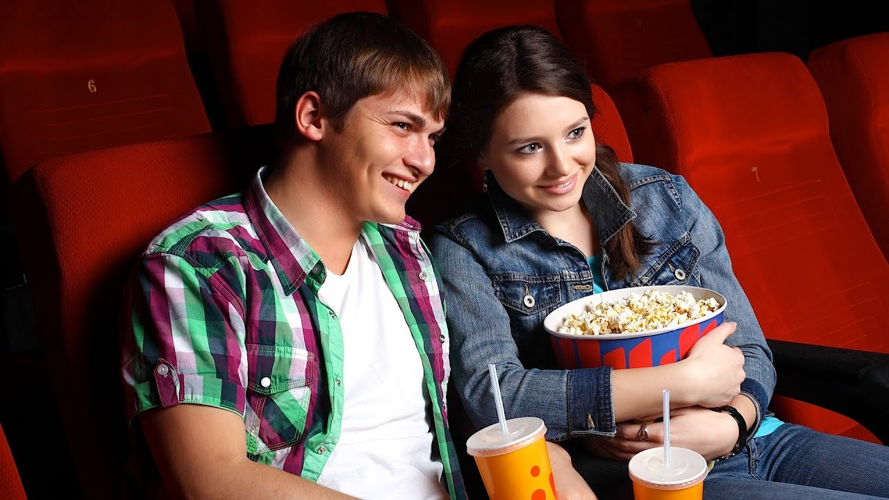 How to flirt with a guy at the movies