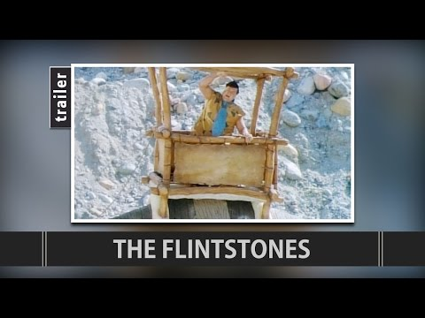 The Flintstones (1994) Trailer