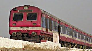 DEMU - Indian Railways Beauty   Churu - Bikaner Demu Passenger