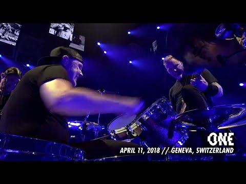 Metallica: One (MetOnTour - Geneva, Switzerland - 2018)