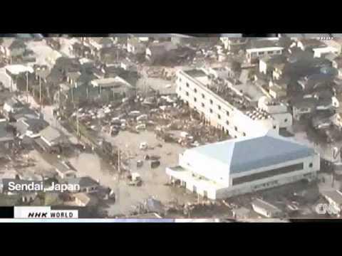 Japan earthquake and tsunami  (Friday, March 11, 2011)