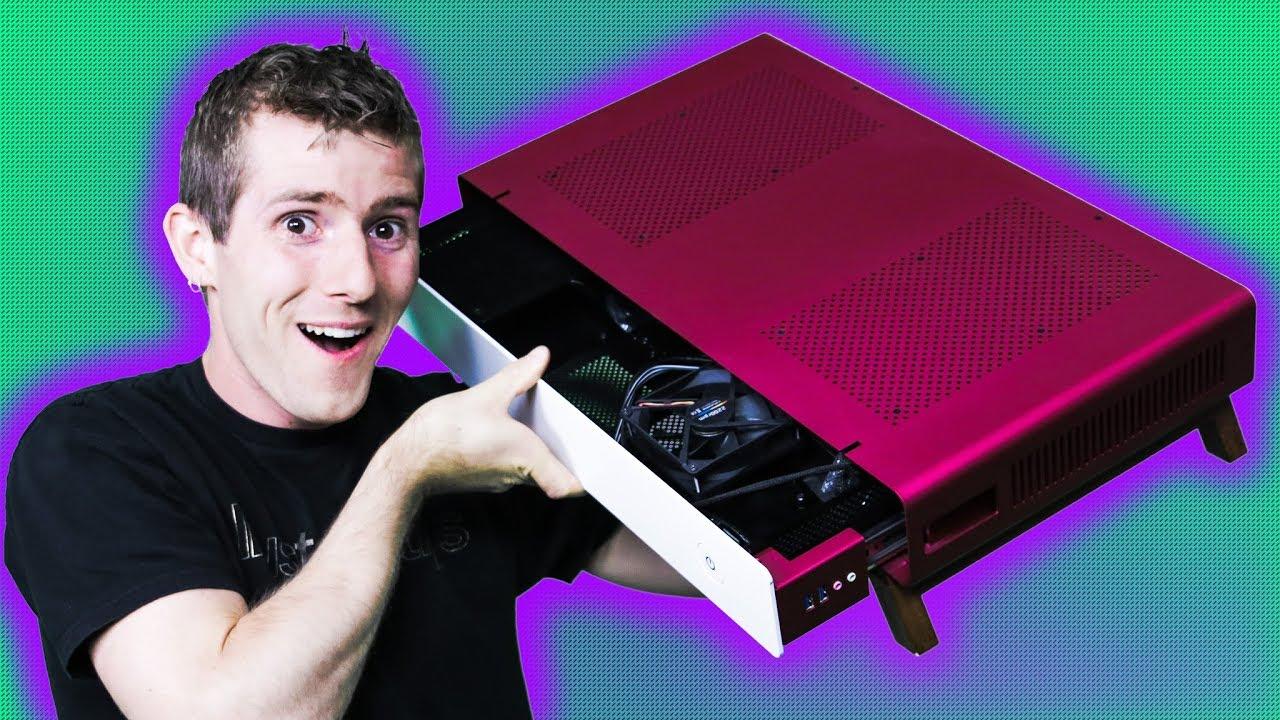 Horizontal Desktops are BACK?! - Cryorig Taku