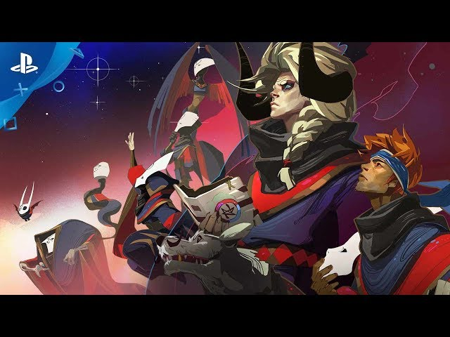 Pyre - Launch Trailer | PS4