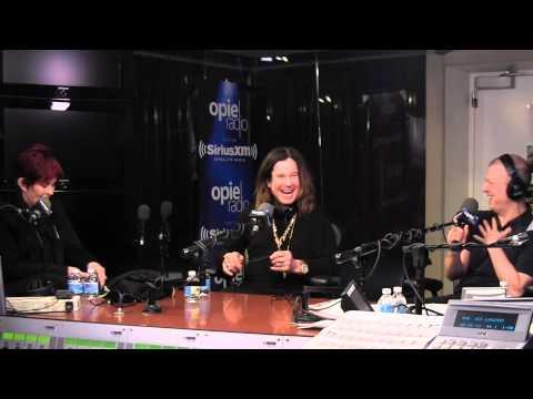 @OzzyOsbourne And Sharon Osbourne Are Hilarious - @OpieRadio @JimNorton