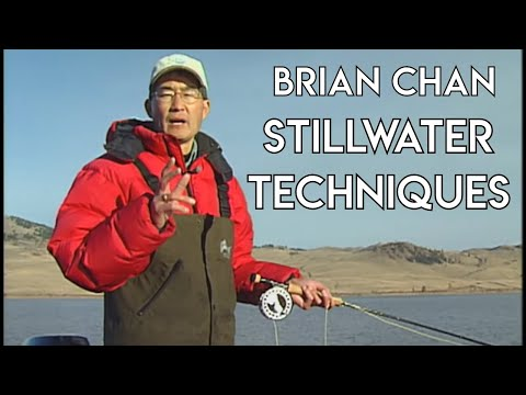 Stillwater Fly Fishing Basics With Brian Chan - Part Two