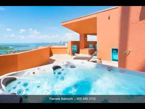 Portofino Tower Penthouse | Miami Beach, FL