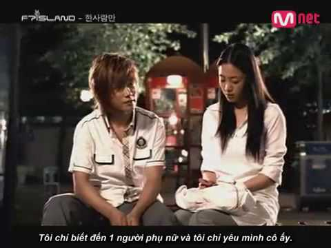 [Vietsub] Thunder + Only One Person - FT Island