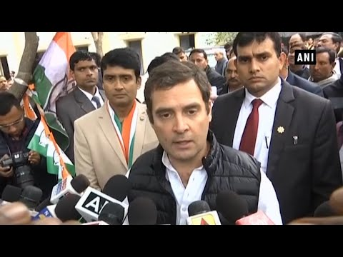 We need young leaders like Priyanka and Jyotiraditya Scindia: Rahul Gandhi
