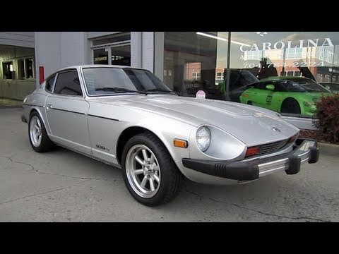 1977 Datsun 280Z 5-Speed Start Up, Exhaust, and In Depth Tour