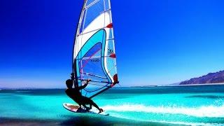Windsurf FreeStyle Blue Lagoon Power Trip/ Виндсерфинг в Египте на Голубой Лагуне