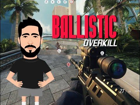 Ballistic Overkill - Novo FPS brasileiro na Steam (Linux Gameplay)