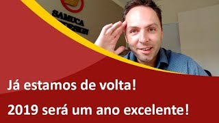 Desenvolvimento de Sites em São Bento do Sul - Estamos de volta! Samuca Webdesign