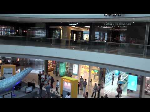 JKHC - HONG KONG - CENTRAL - INTERNATIONAL FINANCE CENTRE - PREMIER SHOPPING MALL - 23/5/09