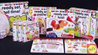 Ready, Set Write And Wipe Activity Board - Alex Toys Venezuela