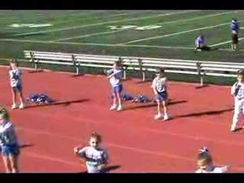 Meredith Cheerleading