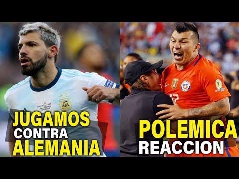 REPUDIABLE AGRESIÓN de MEDEL a ARGENTINOS | ¿Cuando VOLVEMOS a jugar? | GALLARDO habló de MESSI