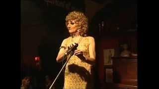 Mario del Valle en «Adios Bohemia» (cabaret Bodega Bohemia de Barcelona)