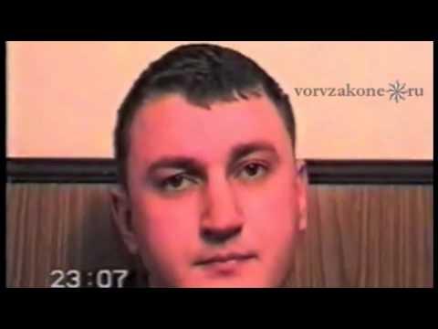 нижегородский вор в законе Сергей Бондаренко (Утенок)