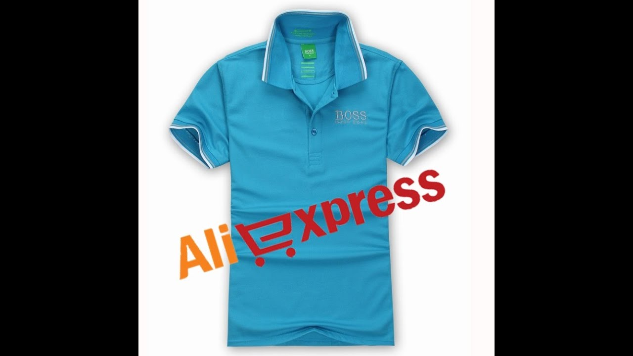 f52f898ae487 Unboxing Camisa Hugo Boss Azul - Aliexpress - YouTube