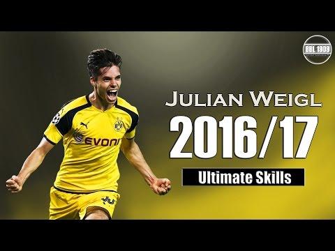 Julian Weigl • Ultimate Skills & Passes | 2016/17