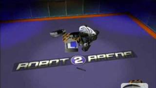Robot arena 2 battle bots
