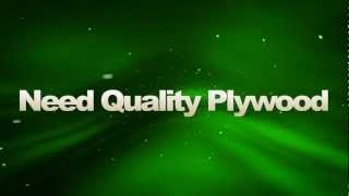 Buy Quality Plywood From Ecofriendly Malaysia Plywood Manufacturer