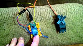 Arduino Curtain Winder, v.0.8
