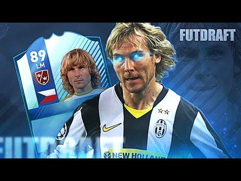 FINALMENTE UM LEGEND ! - FIFA 17 FUT DRAFT