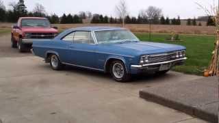 1966 Chevy Impala w/ new 400 small block