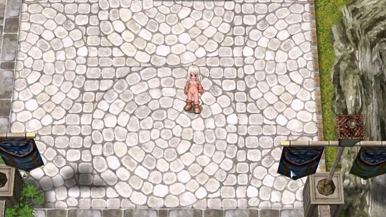 Ragnarok Nude Sprite - YouTube