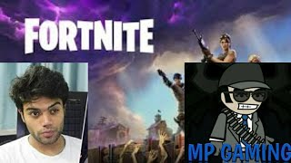 Playing Fortnite with Ducky Bhai ft. MP