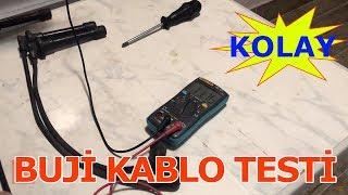 Buji Kablosu Testi - Spark Plug Wire Testing