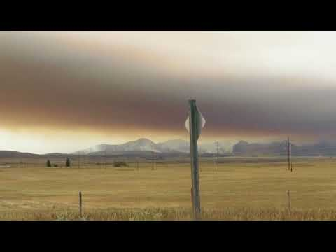 Waterton/Kenow Fire  9/12/2017