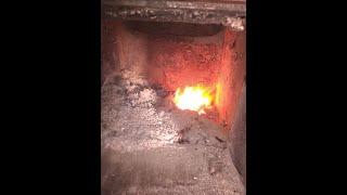 Odgórne Palenie W Piecu (kopciuchu) Bez Dymu