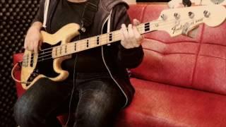 演奏者:林玉 樂器:Fender Jazz Bass 75 Vaintage 效果器:Jamup 錄音&影片:Ralf Chou.