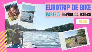 EUROTRIP DE BIKE - PARTE 5 - Explorando a República Tcheca!