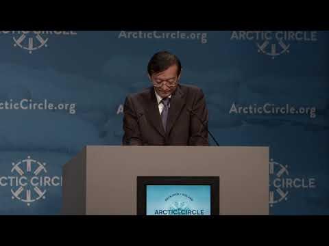 Zhang Ming, Arctic
