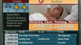 Rogers TV Guide Channel Demo