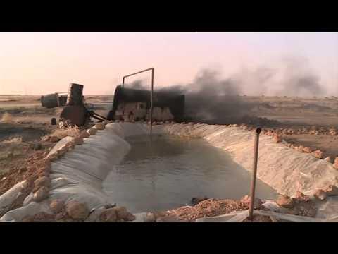 Oil primitive refineries