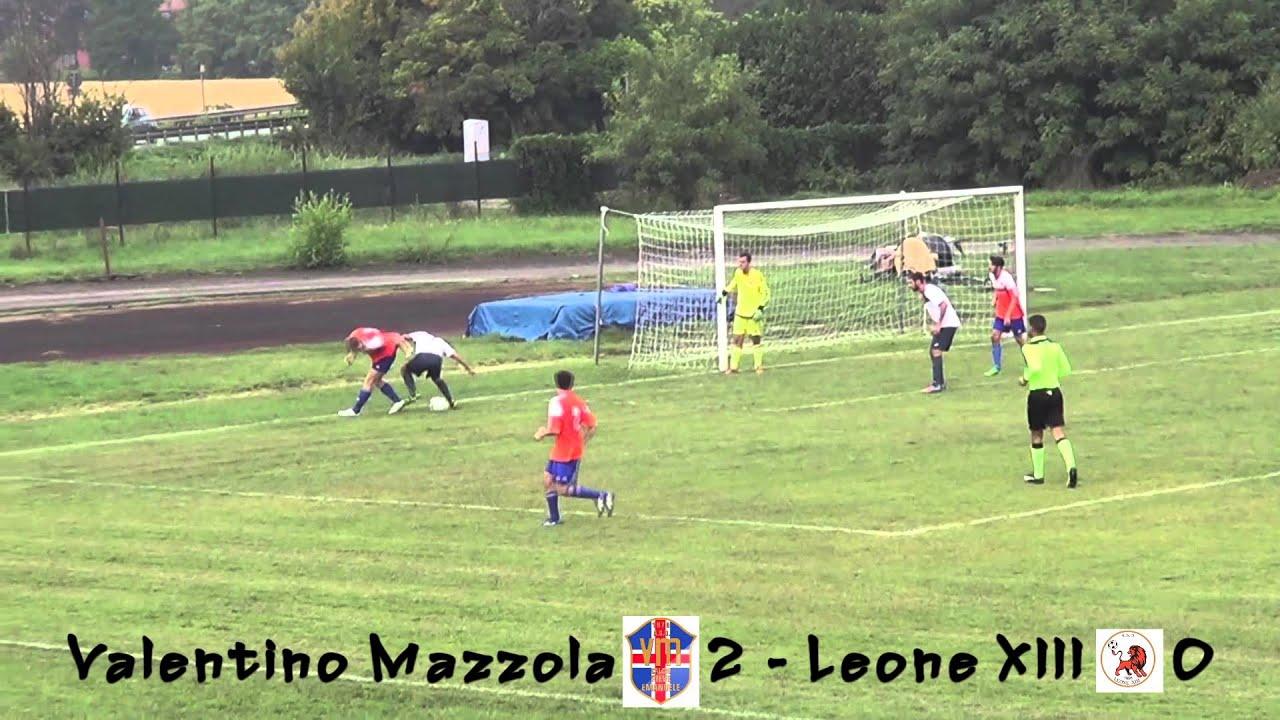 Goal Valentino Mazzola Leone XIIII Giornata 2 No Musica