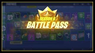 V6.0 Battle Pass Review | Fortnite