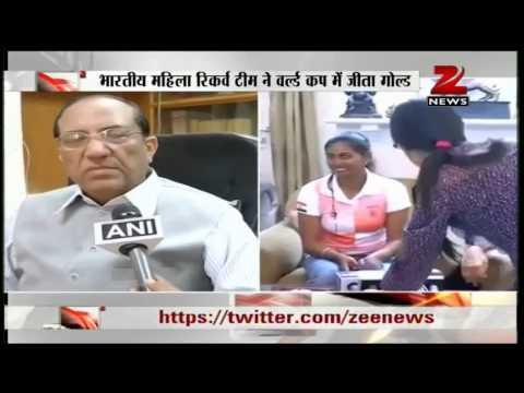 Zee News: Deepika Kumari breaks down after intense media pressure for interviews