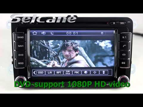 oem 2005 2011 vw touran caddy jetta gps radio audio system. Black Bedroom Furniture Sets. Home Design Ideas