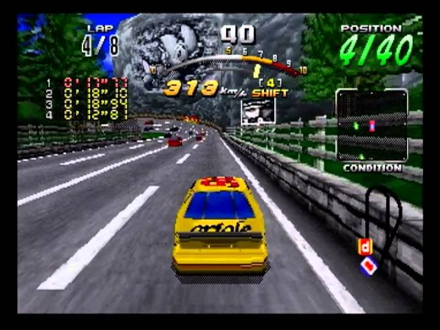 [Sega Saturn] Daytona USA Circuit Edition (JAP - NetLink)