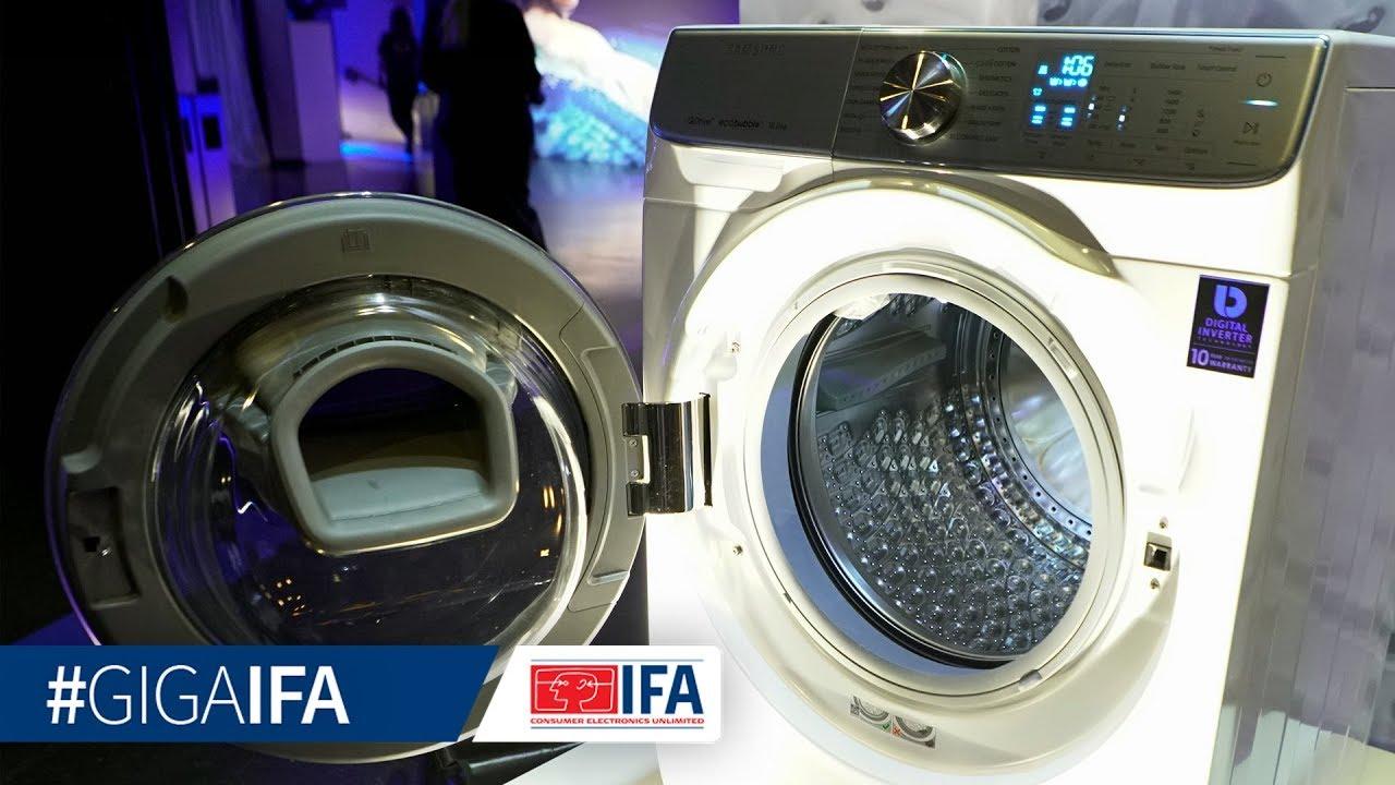 Samsung qdrive im wash on deutsch waschmaschine spart zeit mit