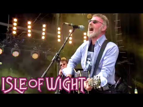 Steve Harley & Cockney Rebel - No Bleeding Hearts | Isle of Wight 2013 | Festivo